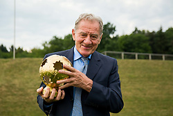 Milan Mandaric of NK Olimpija Ljubljana during official draw for Slovenian first football league for season 2018-2019, on June 21, 2018 in Nacionalni nogometni center Brdo pri Kranju, Kranj, Slovenia. Photo by Ziga Zupan / Sportida