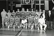 Nazionale A Femminile agli Europei di Spagna del 1987<br /> pollini, gorlin, corno