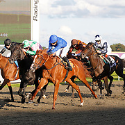 Future Reference and S De Sousa winning the 5.50 race