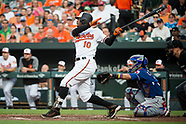 Baltimore Orioles v Texas Rangers - 19 July 2017