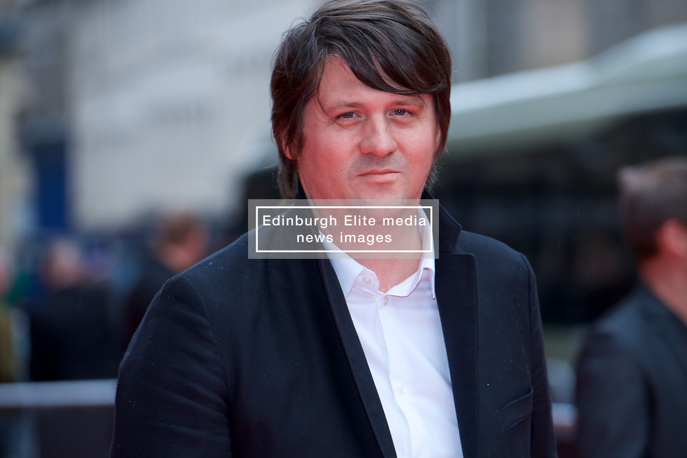 "Orian Williams, on the red carpet at the Edinburgh International Film Festival world Premier of ""England is Mine"" at Edinburgh's Festival Theatre. Sunday, 2nd July, 2017(c) Brian Anderson 