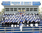 2016 MCHS Marching Band