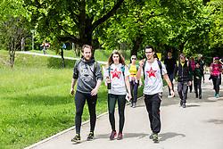 Pot_ob_zici  at event Pot ob zici 2019, on May 11, 2019 in Ljubljana, Slovenia. Photo by Peter Podobnik / Sportida