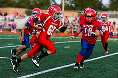 Pee Wee Bridgeport Red vs. Clarksburg Panthers
