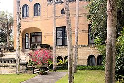 Courtyard, St. George Street