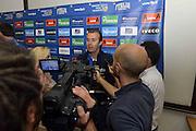 ROMA 25 GIUGNO 2013<br /> NAZIONALE MASCHILE<br /> ACQUA ACETOSA VISITE MEDICHE<br /> NELLA FOTO SIMONE PIANIGIANI<br /> FOTO CIAMILLO