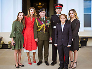 Crown Prince Hussein Graduates From Sandhurst