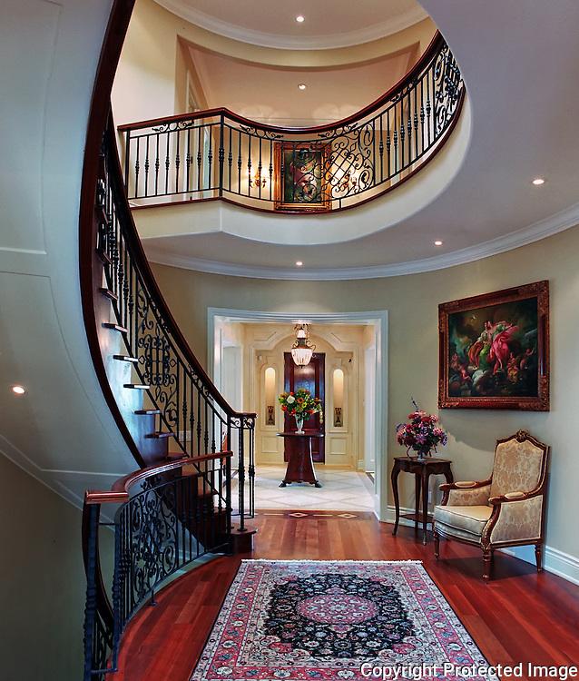 House Entry hallway