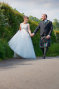 Lee & Eve's wedding, which took place at The Lodge, Cafreamills Hotel, in the Scottish Borders. It took place on Friday 30th May 2014, with the ceremony at 13.30pm.