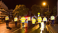 NAPIER - Police break up a large party