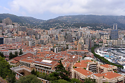 General view of various luxurious buildings in Monaco, on June 25, 2014. Police investigating the killing of Monaco heiress Helene Pastor last month have detained 23 people in France, including her daughter and son-in-law. Ms Pastor, from one of Monaco's richest families, was ambushed by a man armed with a shotgun as she left hospital in the French city of Nice in May. Her chauffeur also died of his wounds. Sylvia Pastor and her husband, Poland's honorary consul to Monaco Wojciech Janowski, were among those detained in Nice, Marseille and Rennes. Photo by Mike Bird/ABACAPRESS.COM  | 454291_024 Monaco Monaco
