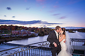 Frances & Tyler's sweet wedding at Cambridge Mill