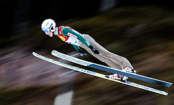 19.12.2015, Nordische Arena, Ramsau, AUT, FIS Weltcup Nordische Kombination, Langlauf, im Bild Adam Cieslar (POL) // Adam Cieslar of Poland during Cross Country Competition of FIS Nordic Combined World Cup, at the Nordic Arena in Ramsau, Austria on 2015/12/19. EXPA Pictures © 2015, PhotoCredit: EXPA/ JFK