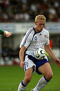 16.08.2006, Olympic Stadium, Helsinki, Finland..Friendly Internatinal Match, Finland v Northern Ireland..Mikael Forssell - Finland.©Juha Tamminen.....ARK:k