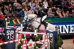 Sosath Hendrik, GER, Casino Berlin<br /> Leipzig - Partner Pferd 2019<br /> © Hippo Foto - Stefan Lafrentz