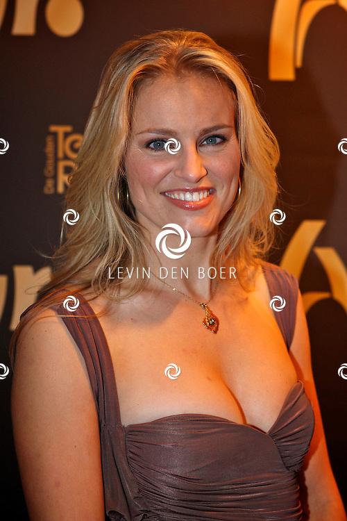 AMSTERDAM - In theater Carre is de Gouden Televizier Ring gala weer geweest.  Met op de foto Marit van Bohemen. FOTO LEVIN DEN BOER - PERSFOTO.NU