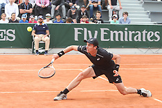 Roland Garros 2018- 23 May 2018