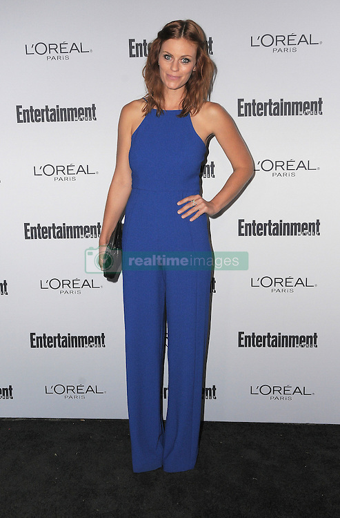 Cassidy Freeman bei der 2016 Entertainment Weekly Pre Emmy Party in Los Angeles / 160916<br /> <br /> ***2016 Entertainment Weekly Pre-Emmy Party in Los Angeles, California on September 16, 2016***