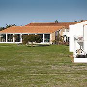Hotel-Thalasso ATALANTE - Hebergement de l equipe d'espagne -  salle petit dejeuner - salle restaurant diner