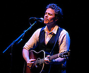LONDON, UK - SEPTEMBER 23: Josh Ritter performs on stage at the Barbican on September 23rd, 2010 in London, United Kingdom. (Photo by Philip Ryalls/Redferns)**Josh Ritter