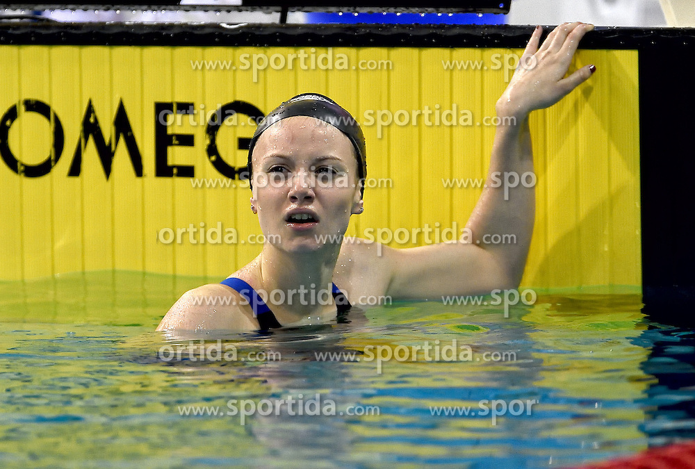 03-04-2015 NED: Swim Cup, Eindhoven<br /> Gaja Natlacen SLO, 200m freestyle<br /> <br /> Photo by Ronald Hoogendoorn / Sportida