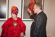 MOLLY PARKIN; GRAHAM NORTON, Opening of Bailey's Stardust - Exhibition - National Portrait Gallery London. 3 February 2014