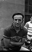 J McQuaid, Cyclist  (Emerald Cycling Club).19/07/1953