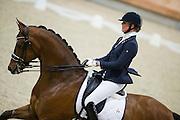 Joyce Lenaerts - Euro<br /> KNHS Indoorkampioenschappen 2016<br /> © DigiShots