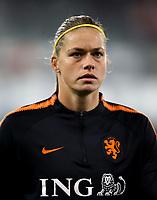 International Women's Fifa Play Off Matchs 2018 - 2 Leg / <br /> Switzerland v Netherlands 1-1 ( LIPO Park Stadium - Schaffhausen ,Switzerland ) - <br /> Anouk Dekker of Netherlands