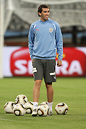 2010 World Cup - Uruguay Training 10 June
