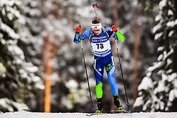 March 9, 2019 - –Stersund, Sweden - 190309 Anton Smolski of Belarus competes in the Men's 10 KM sprint during the IBU World Championships Biathlon on March 9, 2019 in Östersund..Photo: Petter Arvidson / BILDBYRÃ…N / kod PA / 92252 (Credit Image: © Petter Arvidson/Bildbyran via ZUMA Press)
