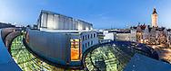 Petersbogen Leipzig , Nutzer:  u.a. Cinestar / Fitness First / Casino Petersbogen , Architekt: HPP Architekten , Fertigstellung 2001 , freie Arbeit