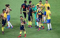Rio: Brazil vs Columbia- 25 Jan 2017