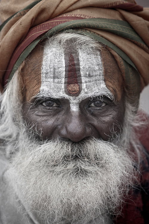 In Varanasi India