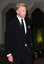 Boris Becker attends the 2015  Wimbledon Champions Dinner at The Guildhall, Gresham Street, London on Sunday 12 July 2015