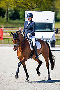 Nicole de Leeuw - I Catcher<br /> Topsport Dressage Exloo 2018<br /> © DigiShots