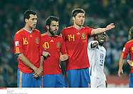 *** Local Caption *** busquets (sergio)..fabregas (cesc)..xabi alonso