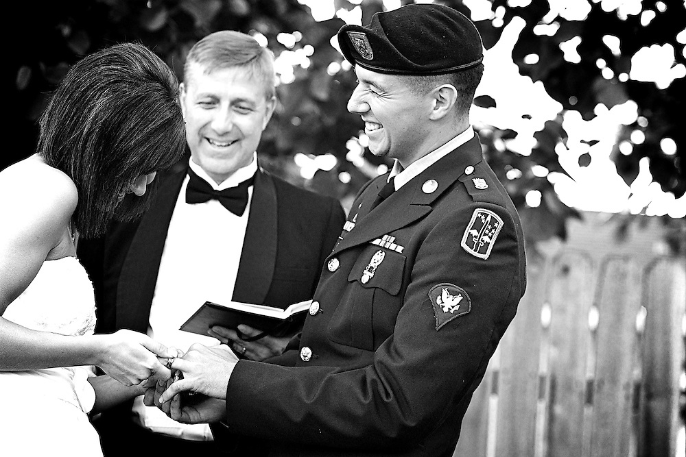 Images from the Michael Cuentas and Elise Salzman wedding held Wednesday, June 22, 2011 in Rathdrum, Idaho.