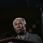Democratic National Convention.Boston, MA.07/27/2004.Ossie Davis..Photo by Khue Bui
