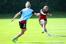 Abi Harrison during training at Failand - Mandatory by-line: Robbie Stephenson/JMP - 26/09/2019 - FOOTBALL - Failand Training Ground - Bristol, England - Bristol City Women Training