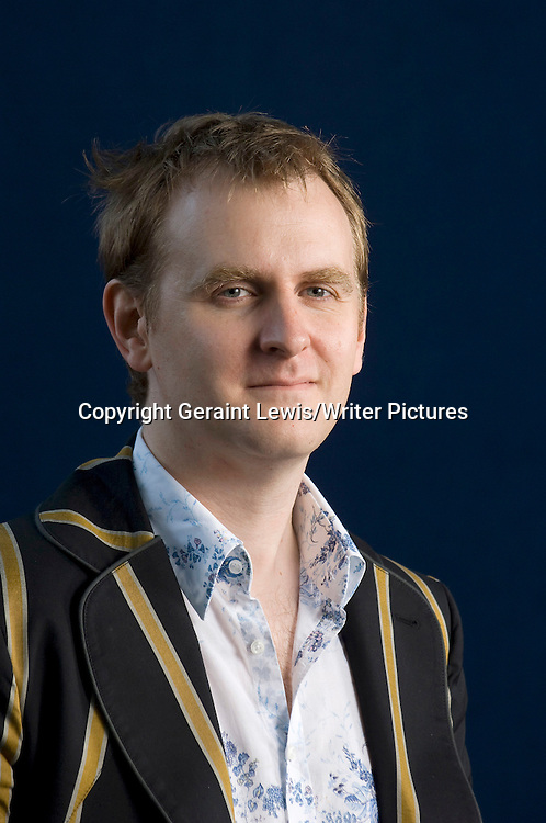 Nick Harkaway<br /> <br /> Copyright Geraint Lewis/Writer Pictures<br /> contact +44 (0)20 822 41564<br /> info@writerpictures.com<br /> www.writerpictures.com