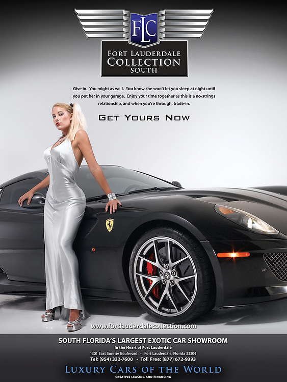 Fort Lauderdale Collection luxury cars