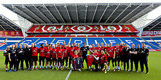 170901 Wales Training & Media Session