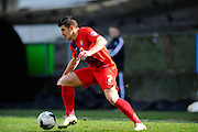 York City's Michael Coulson during the Sky Bet League 2 match between Plymouth Argyle and York City at Home Park, Plymouth, England on 28 March 2016. Photo by Graham Hunt.