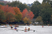 Boston, USA, Club Men's Singles.  Head of the Charles, Race Charles River,  Cambridge,  Massachusetts. Saturday  20/10/2007 [Mandatory Credit Peter Spurrier/Intersport Images]..... , Rowing Course; Charles River. Boston. USA
