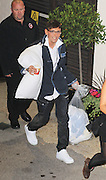 15.OCTOBER.2011. LONDON<br /> <br /> X FACTOR CONTESTANT JOHNNY ROBINSON LEAVING THE SPRING STUDIOS IN LONDON AFTER A LIVE SHOW<br /> <br /> BYLINE: EDBIMAGEARCHIVE.COM<br /> <br /> *THIS IMAGE IS STRICTLY FOR UK NEWSPAPERS AND MAGAZINES ONLY*<br /> *FOR WORLD WIDE SALES AND WEB USE PLEASE CONTACT EDBIMAGEARCHIVE - 0208 954 5968*