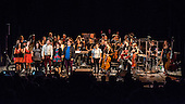 Seattle Rock Orchestra performs The Police 2014.11.08