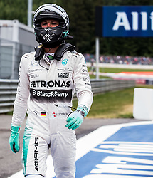 20.06.2015, Red Bull Ring, Spielberg, AUT, FIA, Formel 1, Grosser Preis von Österreich, Qualifying, im Bild Nico Rosberg, (GER, Mercedes AMG Petronas F1 Team) // during the Qualifying of the Austrian Formula One Grand Prix at the Red Bull Ring in Spielberg, Austria, 2015/06/20, EXPA Pictures © 2015, PhotoCredit: EXPA/ Dominik Angerer