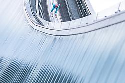 01.01.2018, Olympiaschanze, Garmisch Partenkirchen, GER, FIS Weltcup Ski Sprung, Vierschanzentournee, Garmisch Partenkirchen, Probesprung, im Bild Vincent Descombes Sevoie (FRA) // Vincent Descombes Sevoie of France during his Trial Jump for the Four Hills Tournament of FIS Ski Jumping World Cup at the Olympiaschanze in Garmisch Partenkirchen, Germany on 2018/01/01. EXPA Pictures © 2018, PhotoCredit: EXPA/ JFK