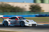 #912 Porsche North America Porsche 911 RSR: Patrick Long, Michael Christensen, Jörg Bergmeister